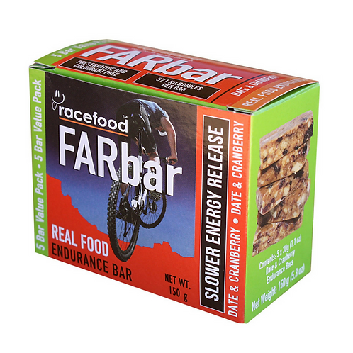 RaceFood Farbar