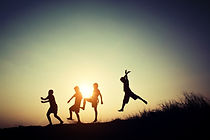 children-s-silhouettes-playing-sunset.jp