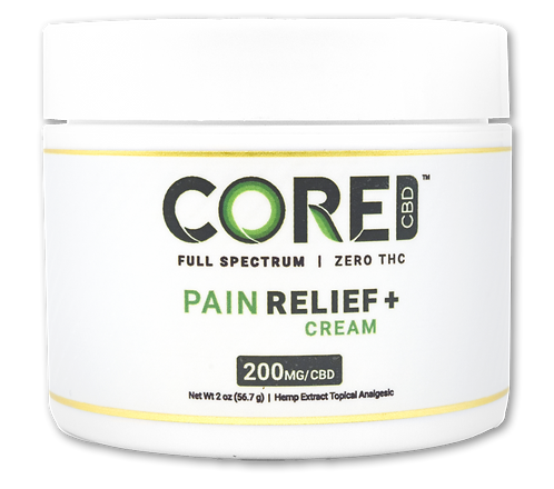 CORE CBD - Pain Relief