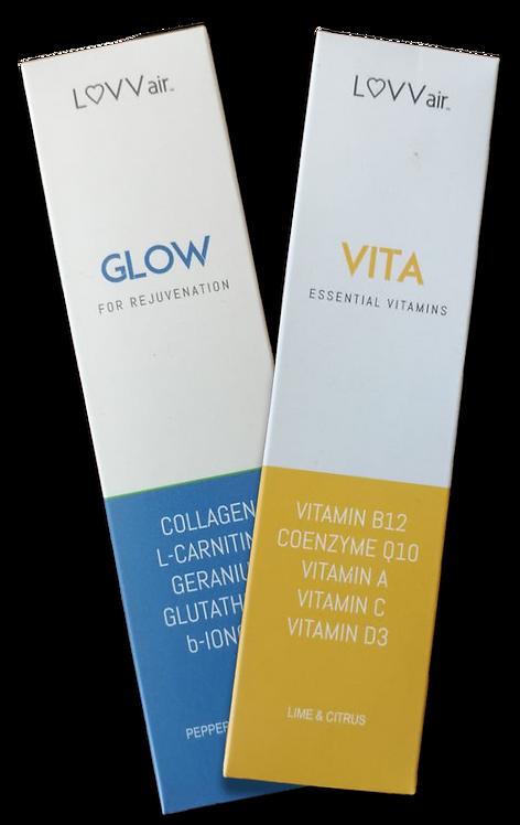 LUVV Glow +Vita