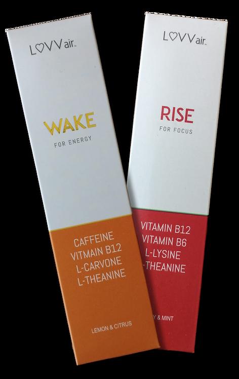 LUVV Wake + Rise