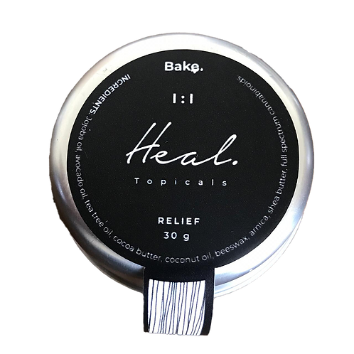 HEAL - Topical Relief