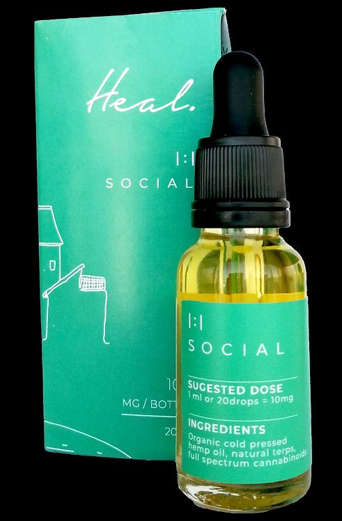 HEAL - Social 100mg