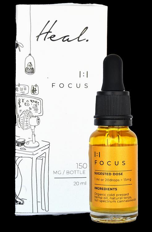 HEAL - Focus 150mg