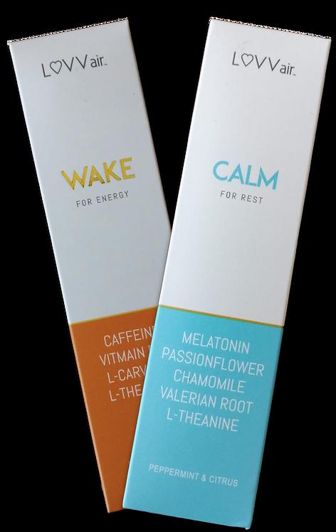 LUVV Wake +Calm