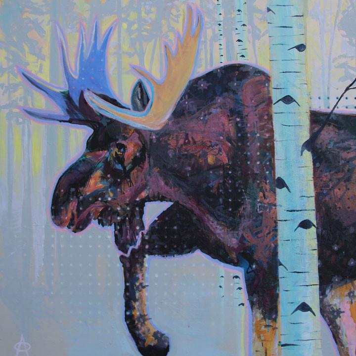 Aspen Moose, 2019