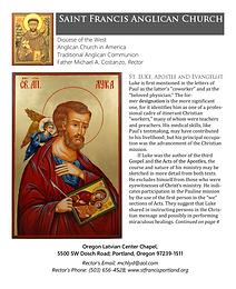 St Luke Bulletin Cover.png