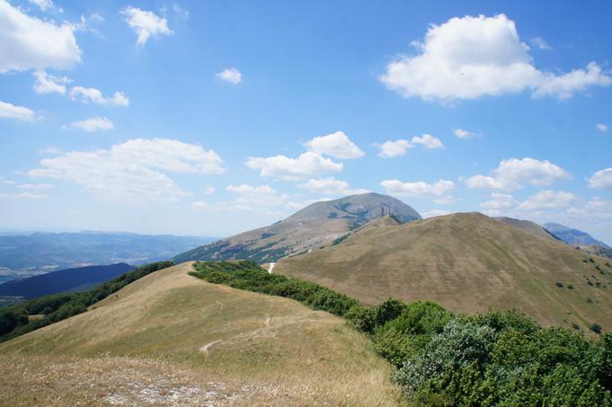 Badia Prataglia - Pieve S. Stefano - Bocca Seriola - Scheggia - Assisi - Piediluco - Rieti - Avezzan