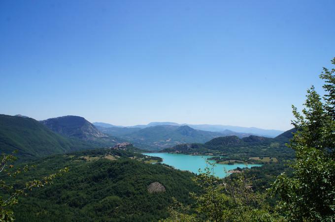 Avezzano - Parco Nazionale D`Abruzzo, Lazio e Molise - Isernia - Piedimonte Matese - Montesarchio -