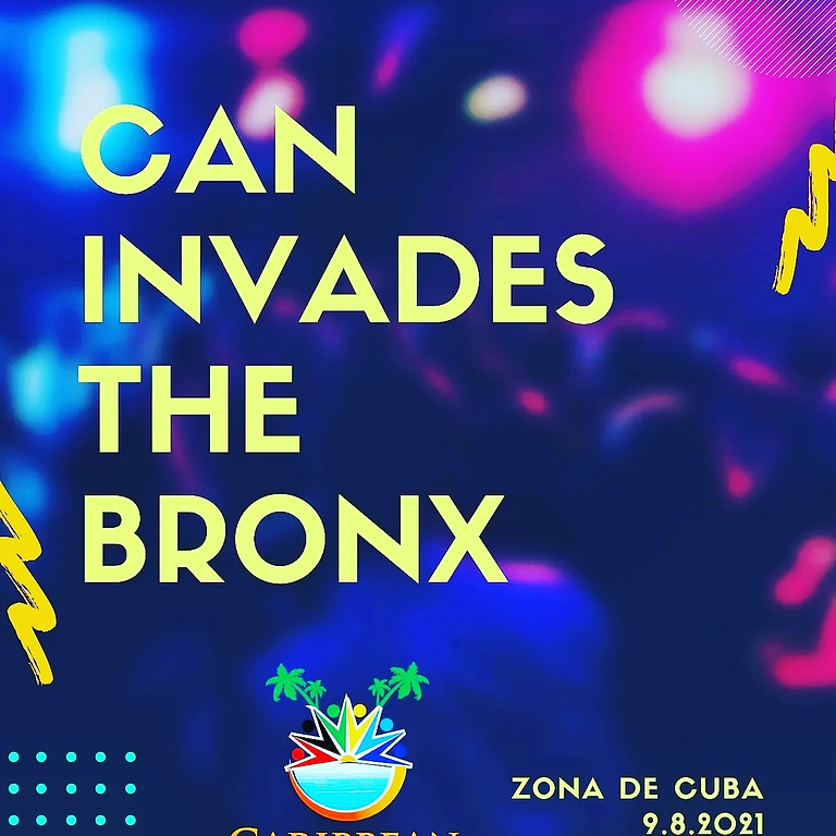 CAN Invades The BRONX