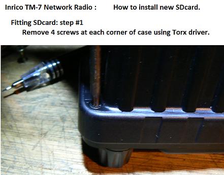 TM-7 SD card installation step 01