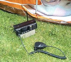Inrico TM-7 camping