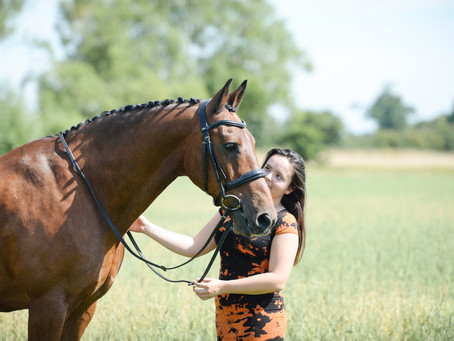BLOG 4: Why you should book an Equine Photoshoot