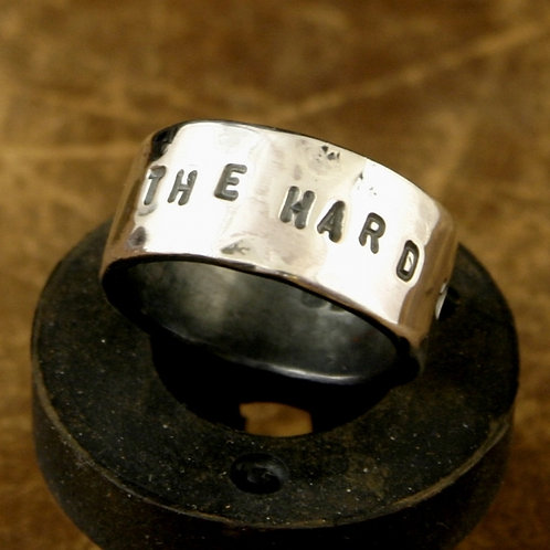 The Hard Way Ring