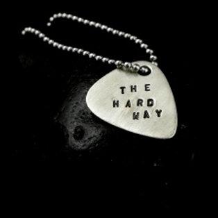 The Hard Way Pendant