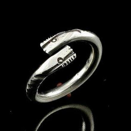 Saxon Snake Ring