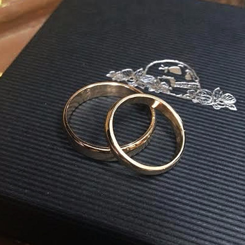 Ladies Handmade Wedding Ring