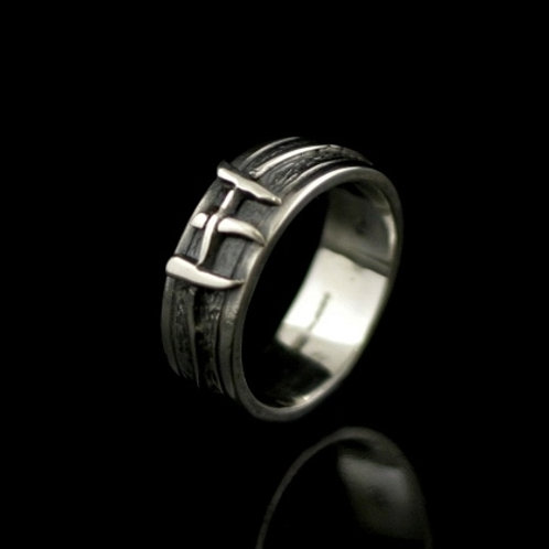 View Band Ring