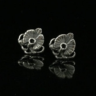 Orchid Studs