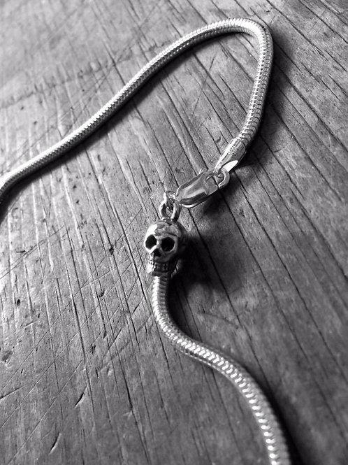 Sugar Skull Chain with Skulpt Skull