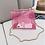Thumbnail: Chain detail perspex box bag