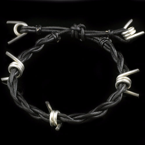 Barbed Wire Bracelet Small