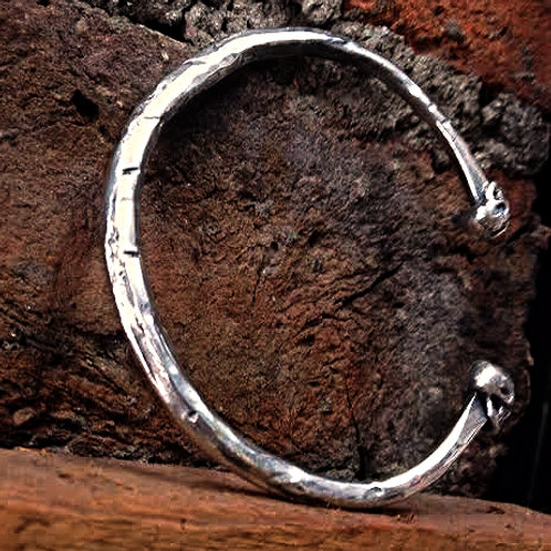 Viking Torque Bangle