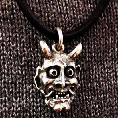 Hannya Mask Pendant