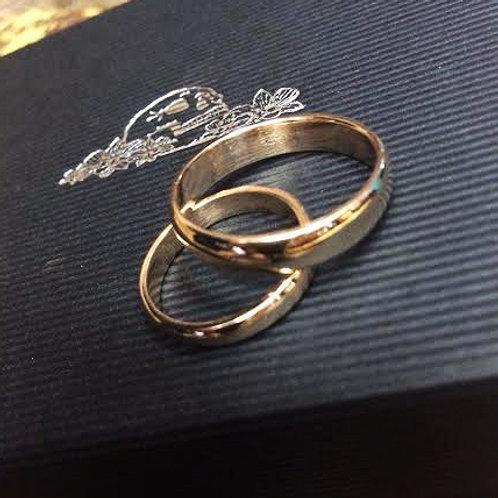 Gents Handmade Wedding Ring