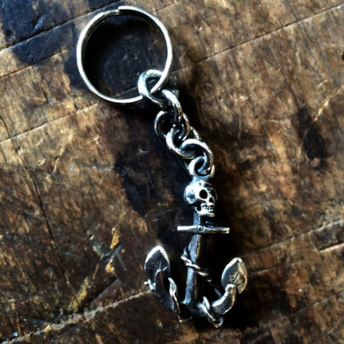 'Dead Men Tell No Tales' Keyring