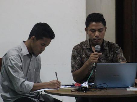 Unit Rafael Gelar Diskusi Ilmiah
