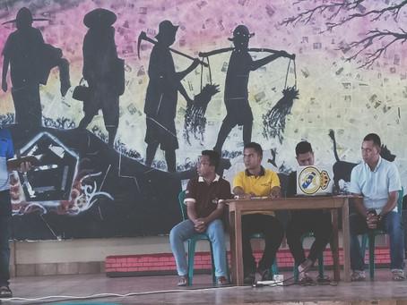 Anggota Komunitas Ledalero Adakan Evaluasi Program Kerja * Pater Phuplius: Kedisplinan Harus Menjadi