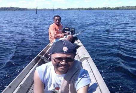Amazon: Misi dan Petualangan (Syering Pater Yanto Naben bersama Frater Unit Mikhael)