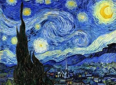 Tahbisan Imam dan Lukisan yang Tak Biasa (Makna di Balik Van Gogh's Starry Night)