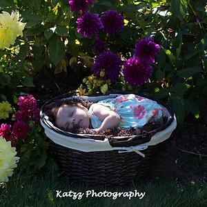 Leslie newborn