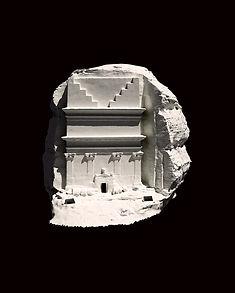 lonley castle,shabnam moravveji,shabnam bagheri,monolithic Architecture,object design,wooden obkect model,temple design,rock facade,carving design