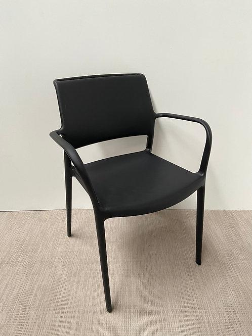 Krzesło Pedrali Ara Black