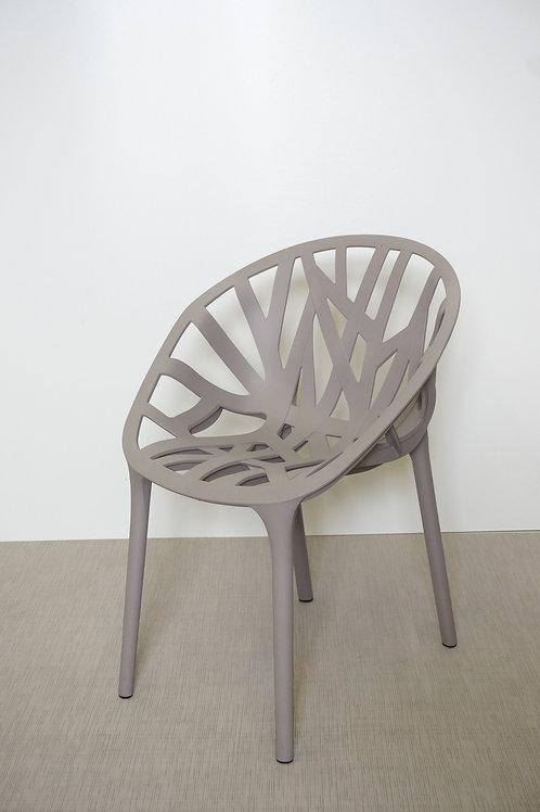 Krzesło Vitra Vegetal Grey