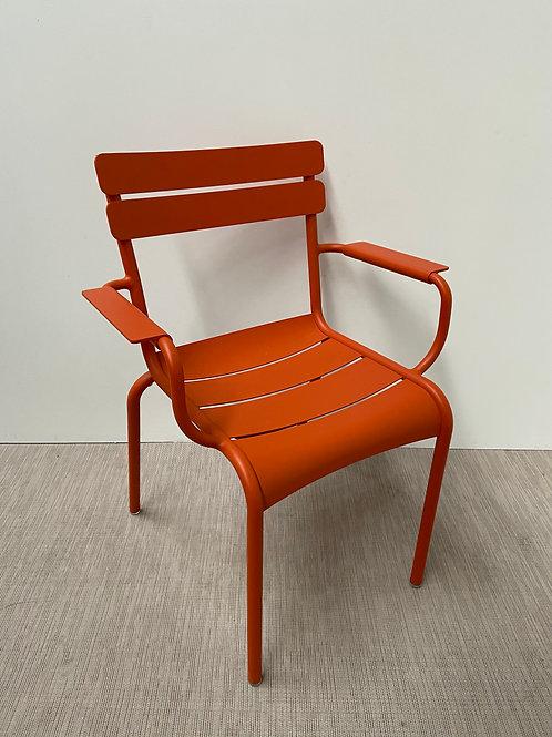Krzesło Fermob Luxembourg podłokietniki