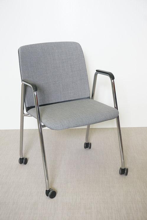 Krzesło Haworth Lively guest (grey)