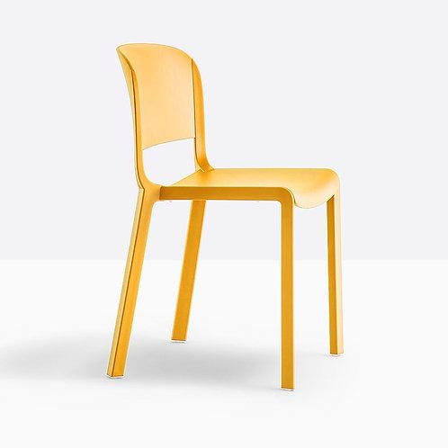 Krzesło Pedrali Dome 265 Yellow