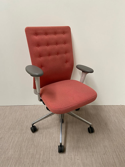 Fotel Vitra ID Trim red
