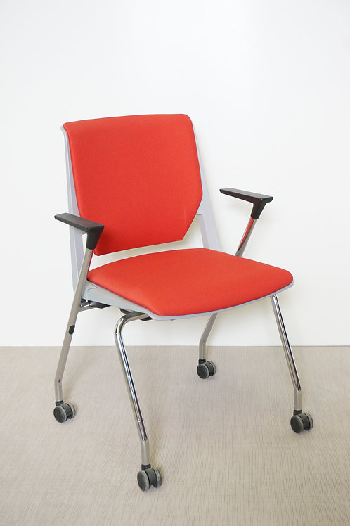 Haworth Very  Side Chair (rede)