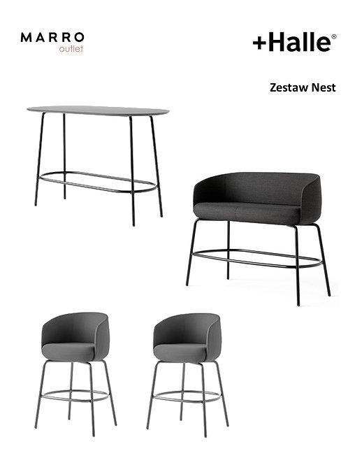Zestaw +Halle Nest