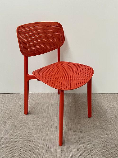 Krzesło  Kristalia Colander Red