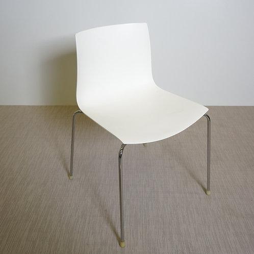 Krzesło Arper Catifa 46 Sled white