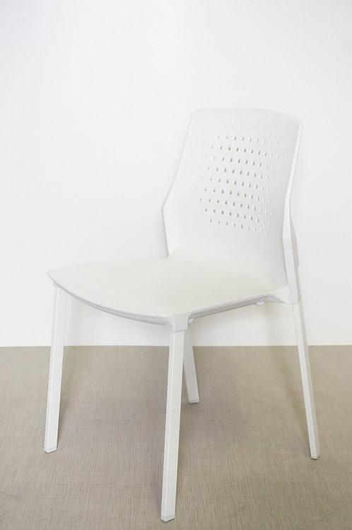 Krzesło Actiu Uka White
