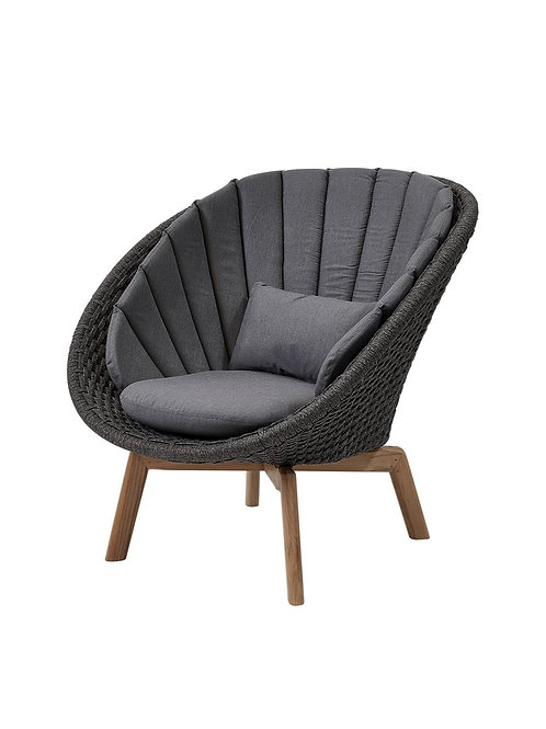 Fotel Cane-line Peacock Lounge Chair