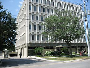 Victoria Professional Building, 111 Waterloo St, Ldn, ON., N6B 2M4