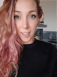 Sacha Taylor Pink Hair Car Artist Mississauga Artist Taylor Art Garage